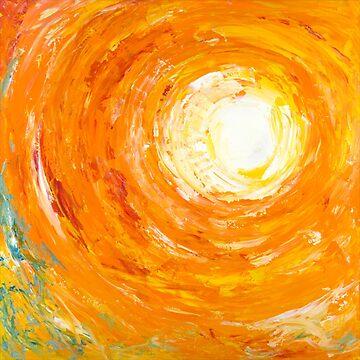 "Coming Home No 2 - ""Hot Sun"" by Ochresands"