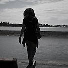 Where She Walks by Dylan B-M