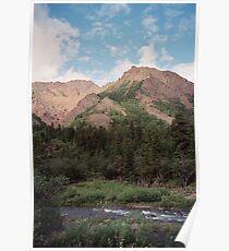 Igloo Mountain Poster