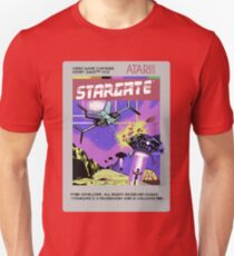 8bit Stargate Cartridge T-Shirt
