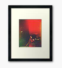 Kiko Loureiro - Manchester 2015 Framed Print