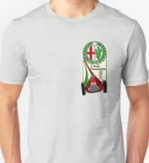 Alfa Romeo - 5 World Championships Slim Fit T-Shirt