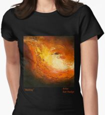 Waiting  Women's Fitted T-Shirt