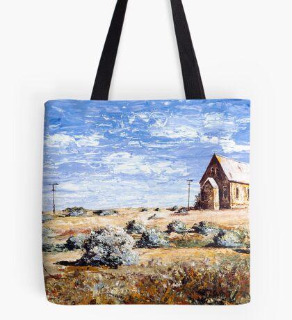 St Carthage: Silverton Outback Australia Tote Bag