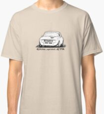 Alfa Romeo Giulia GTA Classic T-Shirt