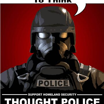 Thought Police by JLHStudios