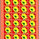 Sunflower Pattern by djs42s
