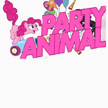PARTY ANIMAL by mikeAguy1