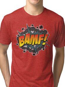 BAMF Tri-blend T-Shirt