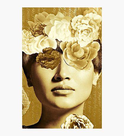 Golden Ipenema Photographic Print
