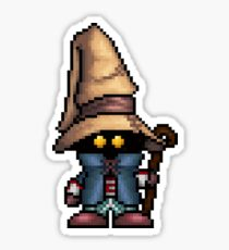 FF9 Vivi Sticker