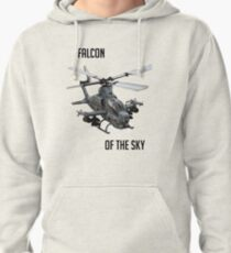 Falcon of the Sky Pullover Hoodie