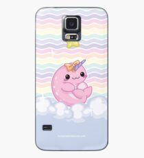 Baby Narwhal Case/Skin for Samsung Galaxy