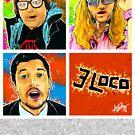 Three Loco by racPOP Cases