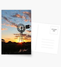 Outback Postcards