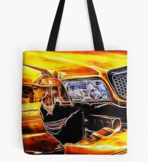 Its just a Scratch! Tote Bag