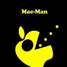 Mac-Man. by PerkyBeans