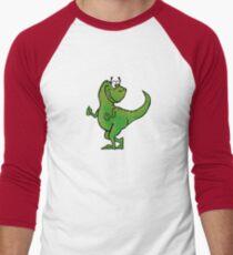 T-Rex Men's Baseball ¾ T-Shirt