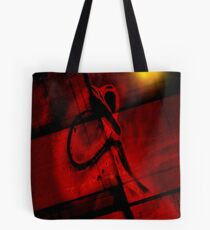 The Art Of Melancholic Dependence... Trapped Within Tote Bag