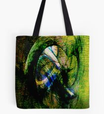 The Art Of Melancholic Dependence... The Ascent Tote Bag