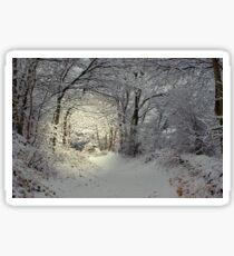 Narnia.....???? Sticker
