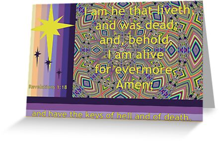 I Am Alive for Evermore . . . by aprilann
