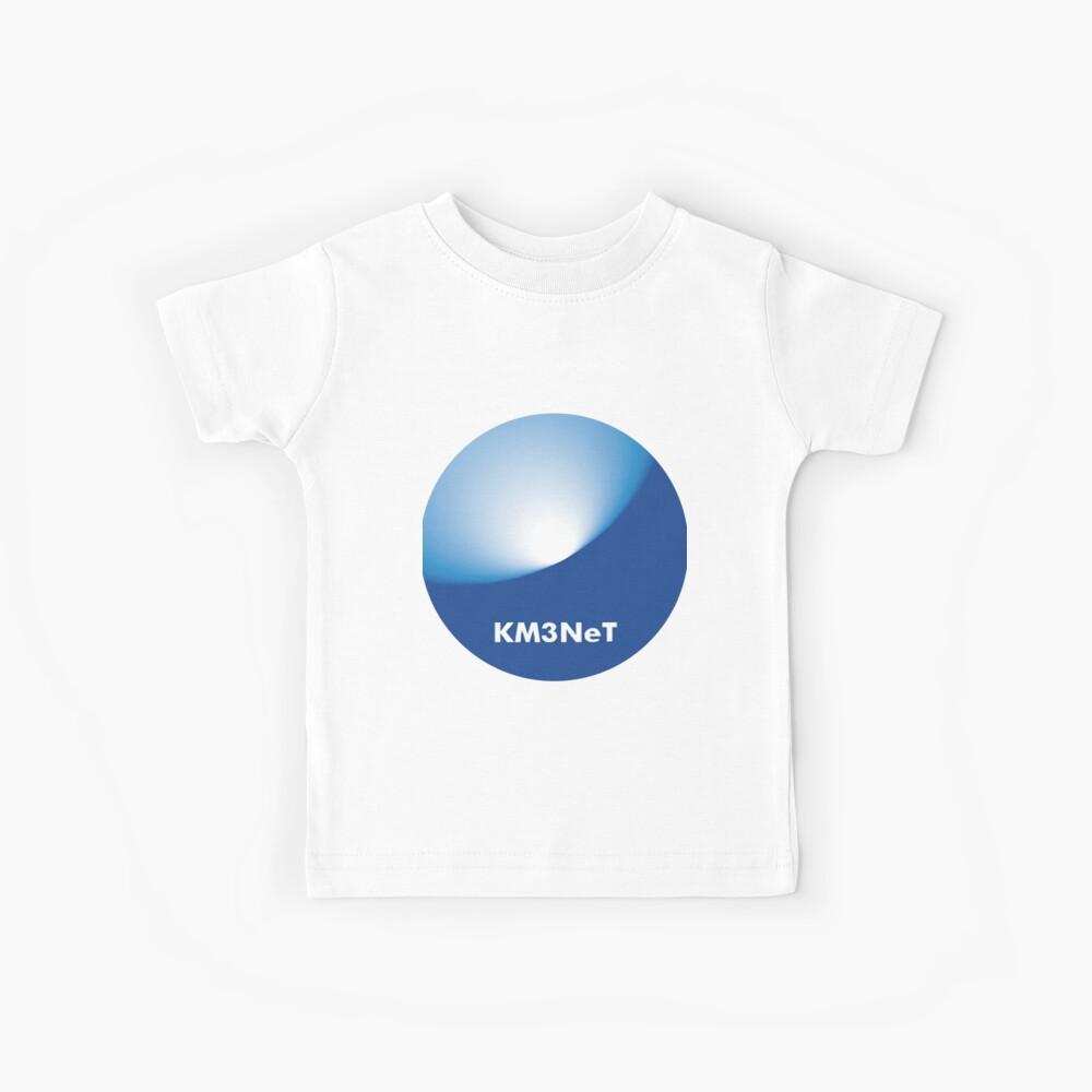 KM3NeT Logo Kinder T-Shirt