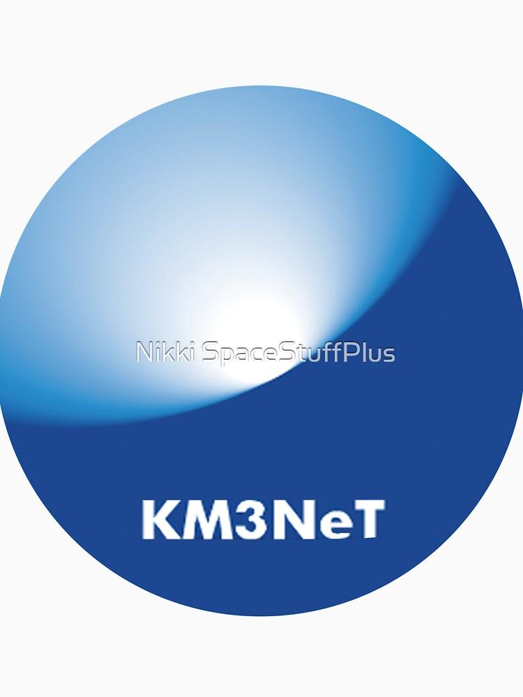 KM3NeT Logo von Spacestuffplus
