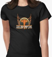 Solar Empire Womens Fitted T-Shirt