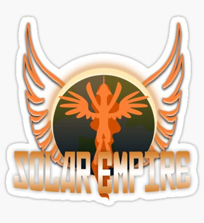 Solar Empire Sticker