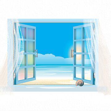 window by sarandis
