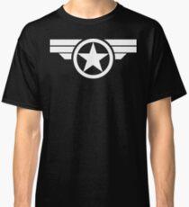 Super Soldier - White Classic T-Shirt