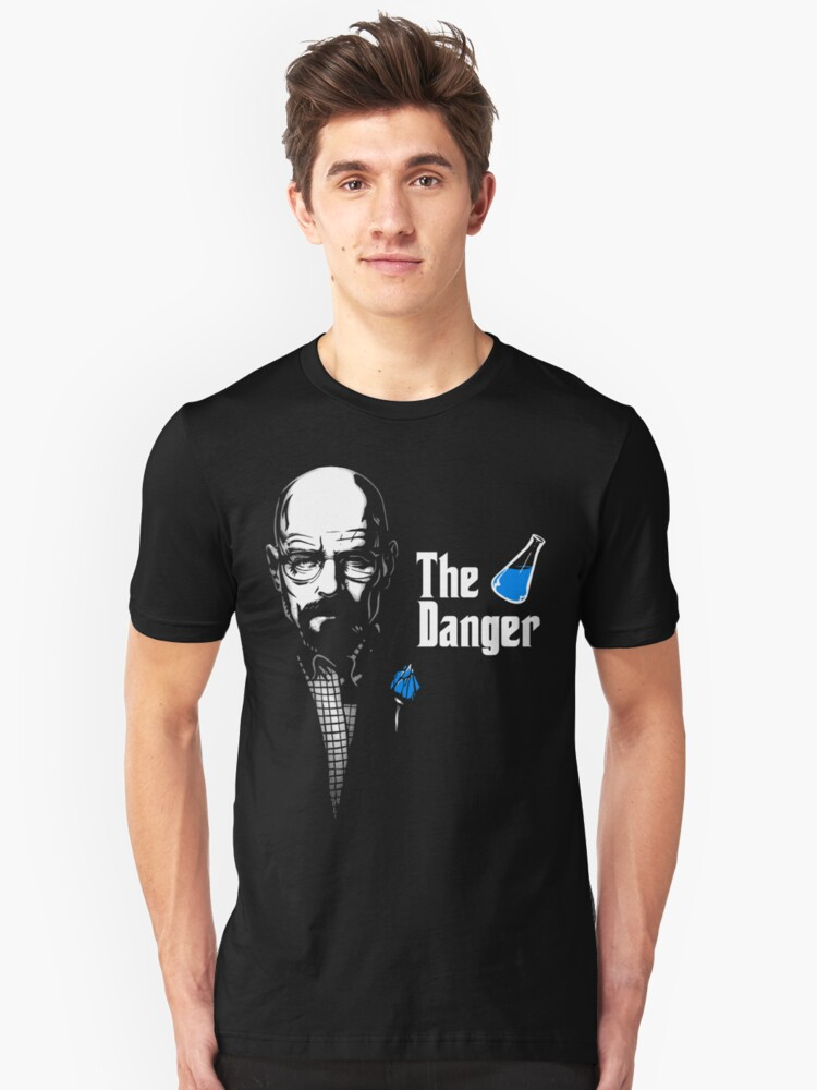 The Godfather of Danger Unisex T-Shirt Front