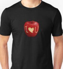 Sherlock- I <3 U  T-Shirt