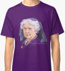 Elizabeth Cady Stanton - Suffragette Classic T-Shirt