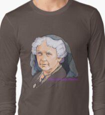 Elizabeth Cady Stanton - Suffragette  Long Sleeve T-Shirt