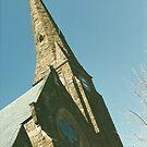 Church, Northamton, Vermont by steveschwarz