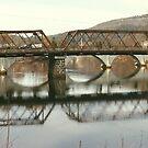 Bridge, Vermont by steveschwarz