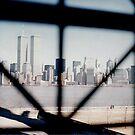 NYC from Ellis Island by steveschwarz
