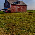 The Old Barn 4 by Adam Northam