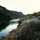 Rio Grand, New Mexico by steveschwarz