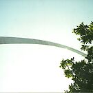 St. Louis Arch by steveschwarz