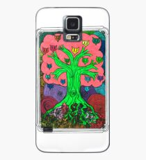 Percentum Fruit Tree Case/Skin for Samsung Galaxy