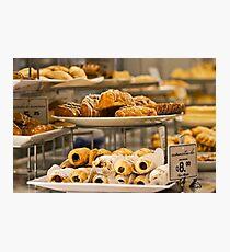 Pastry Photographic Print