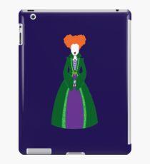 Hocus Pocus - Winnie Sanderson iPad Case/Skin
