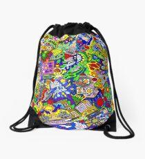Scrawlour Drawstring Bag