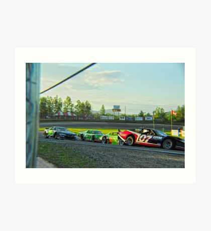 Race 1 Art Print