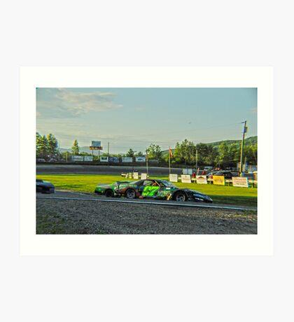 Race-2 Art Print