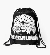 The Gentlemen Logo Drawstring Bag