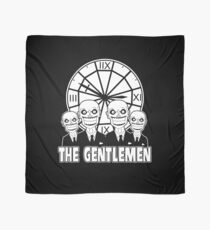 The Gentlemen Logo Scarf